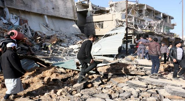 774 مدنيًا قتلوا في سوريا خلال كانون الثاني 2018