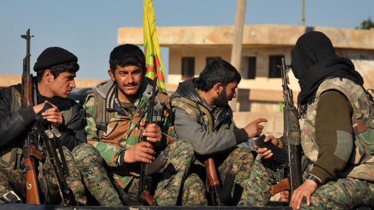 التوصل لاتفاق بين النظام السوري والوحدات الكردية بشأن عفرين