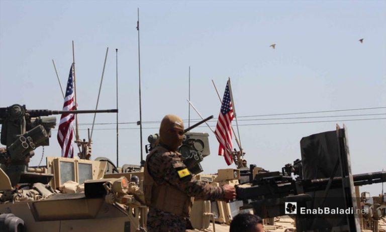 """أمريكا """"غير متأكدة"""" من الطرف الذي هاجم قواتها بدير الزور"""