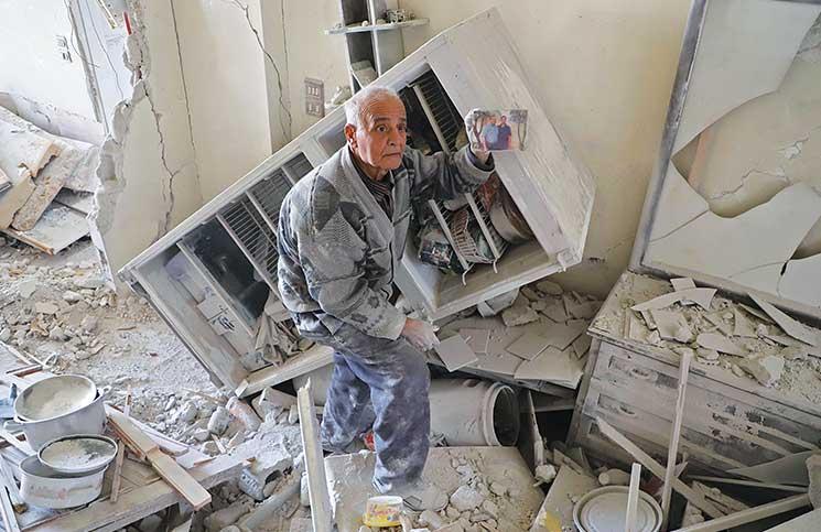 المعارضة السورية تصدّ هجوماً للنظام على الغوطة وتقتل 70 من جنوده