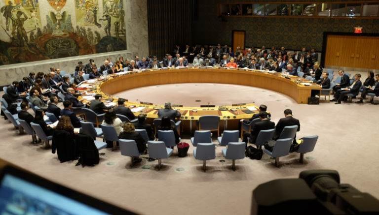 """واشنطن تلاحق """"كيماوي الأسد"""" في مجلس الأمن"""