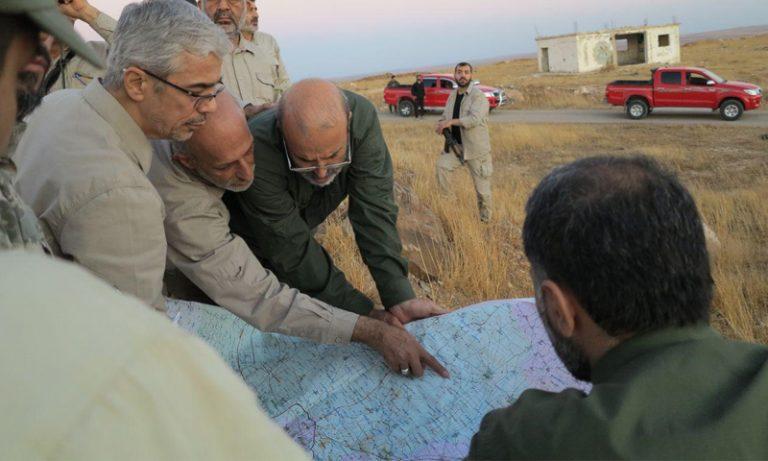 إيران تتبع أسلوبًا جديدًا لبناء مواقع عسكرية