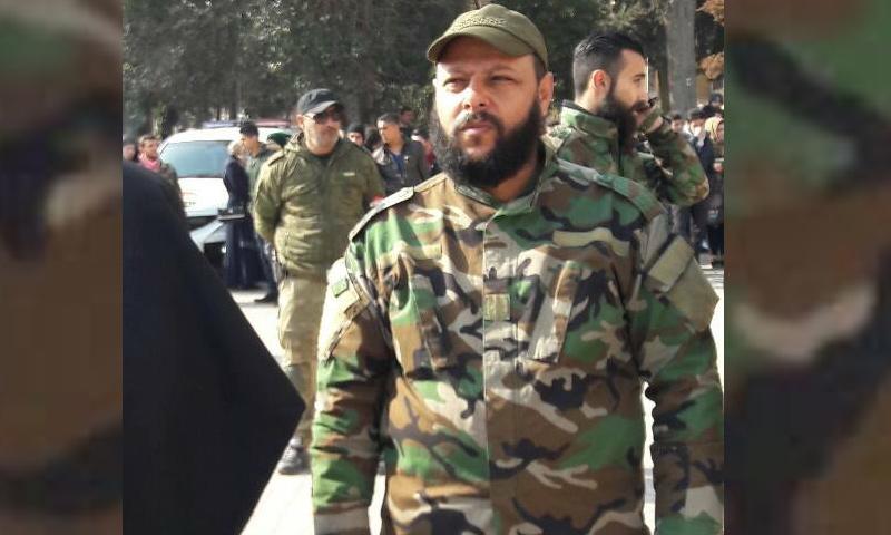 """مقتل قيادي في """"لواء الباقر"""" بمعارك في دير الزور"""
