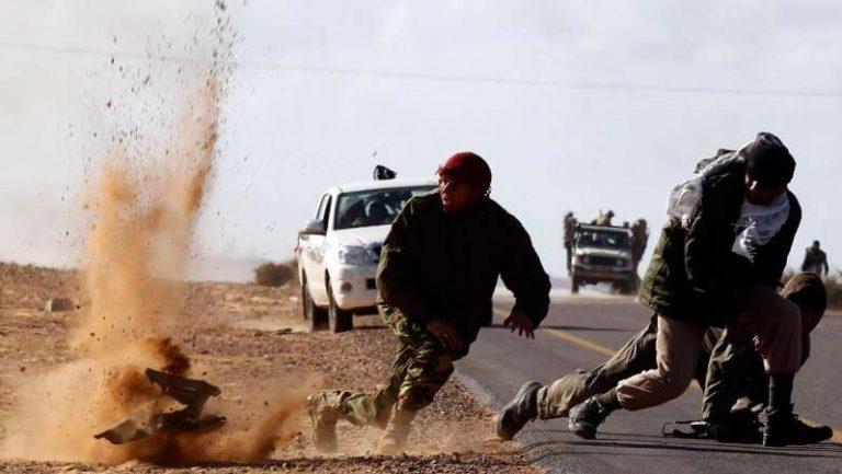 """""""داعش"""" يوقع ميليشيات النظام في كمين بريف ديرالزور"""