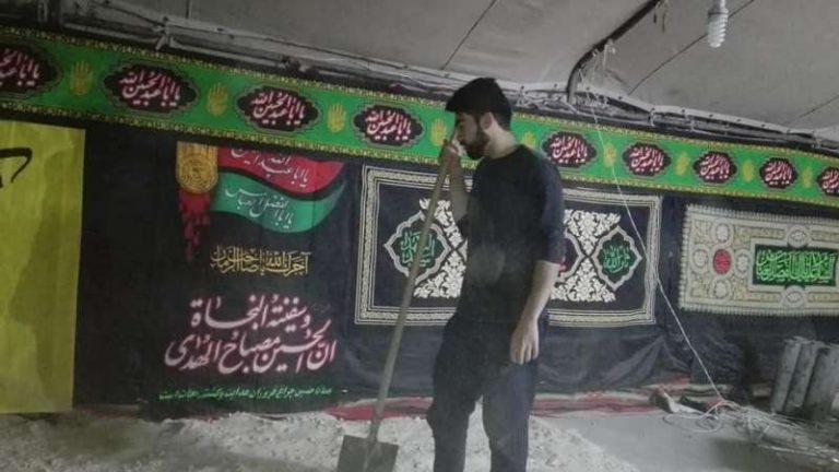 """""""الإمام المهدي"""" ميليشيا جديدة في دمشق.. هذه مهامها"""