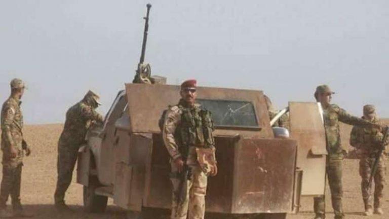 """""""الحشد الشعبي"""" يساند ميليشيات النظام بعد هجوم داعش على البوكمال"""