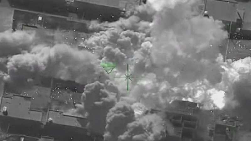 """حقيقة استهداف الطيران التركي مستودع أسلحة لـ """"قسد"""" شمال الرقة"""
