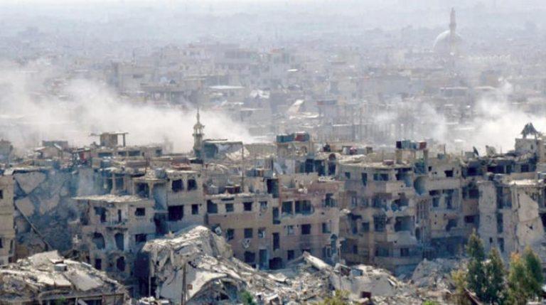 تفاصيل الاتفاق السري بين النظام السوري وداعش جنوب دمشق