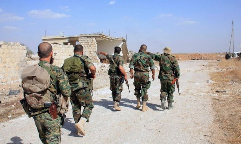 قوات الأسد تخرق وقف إطلاق النار شمالي حمص