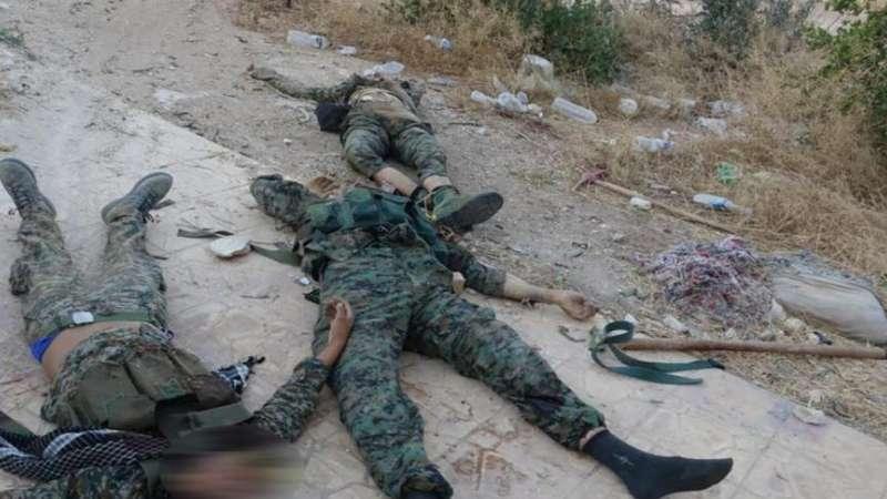 """قتلى جراء اشتباكات بين عناصر """"الفرقة الرابعة"""" في ديرالزور"""