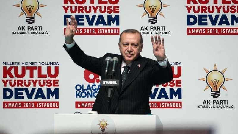 أردوغان: سننفذ عمليات عسكرية جديدة في سوريا