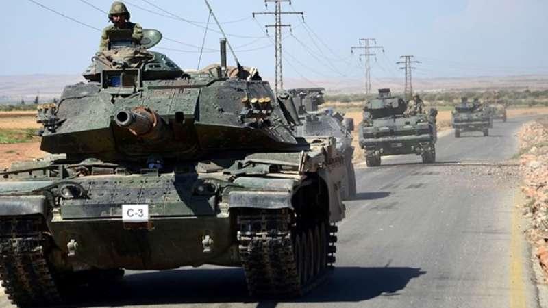 وفد يستطلع مواقعاً لانتشار الجيش التركي في ريفي اللاذقية وإدلب