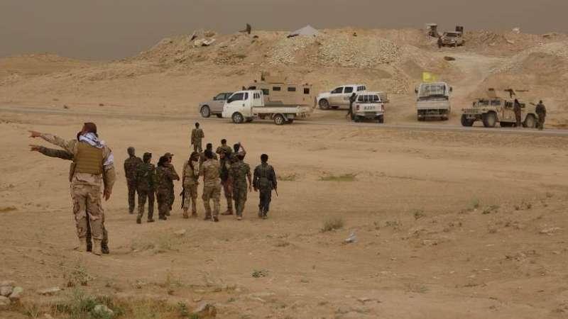 تفاصيل إطباق قسد الحصار على داعش شرقي نهر الفرات (فيديو)
