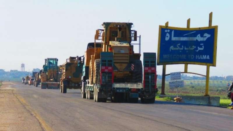 بعد أستانا.. هل بدأت تركيا وروسيا بترسيم الحدود في ريف حماة؟