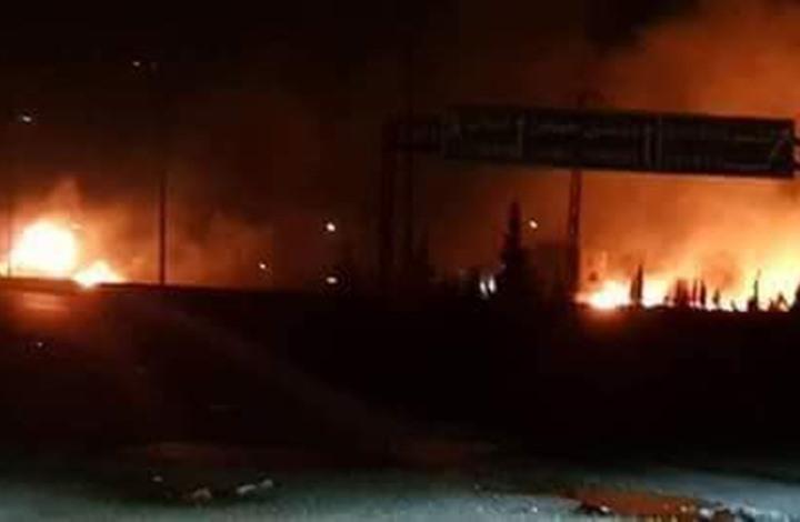 تفجيرات بدمشق وأنباء عن قصف إسرائيل لأهداف إيرانية (شاهد)
