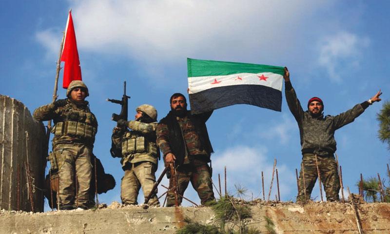"""سوريون صاروا """"أتراك جدد"""".. العسكرية بانتظارهم"""