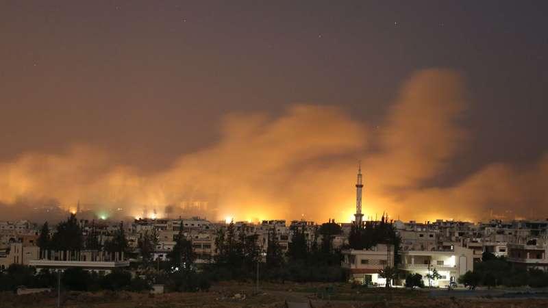 ميليشيا الأسد تنفذ إعدامات في الكرك.. وغارات على ريف درعا