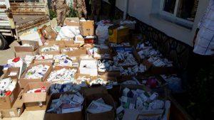 السلطات التركية تعتقل سوريين بتهمة بيع أدوية حصلوا عليها بالمجان (صور)