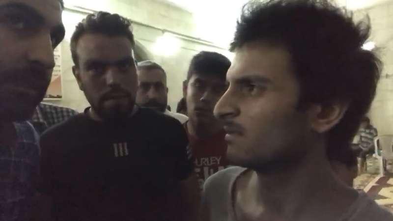 """معتقل يكشف تورّط """"قسد"""" بملف المعتقلين في سجون الأسد (فيديو)"""