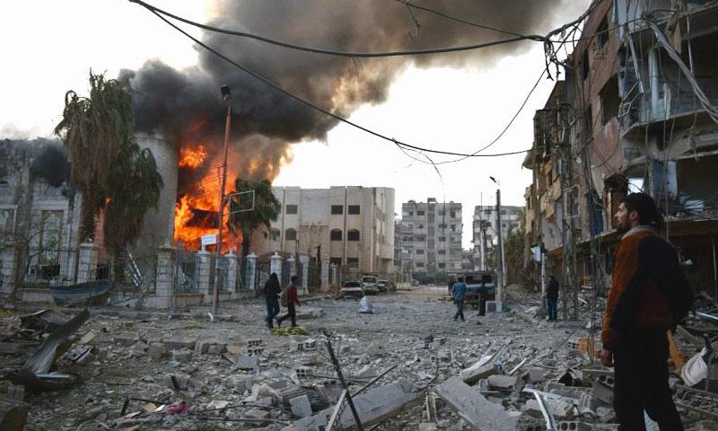 تقرير: روسيا قتلت 1771 طفلًا منذ تدخلها في سوريا