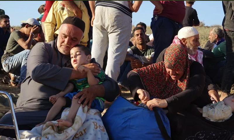 الصحة العالمية: 210 آلاف نازح من درعا بحاجة لمساعدات فورية