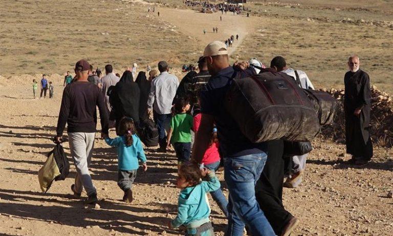 الأردن يرفض الدعوات الأممية لفتح الحدود أمام النازحين من سوريا