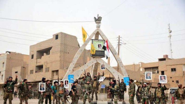 قتلى باشتباكات بين ميليشيا أسد والميليشيات الإيرانية في البوكمال
