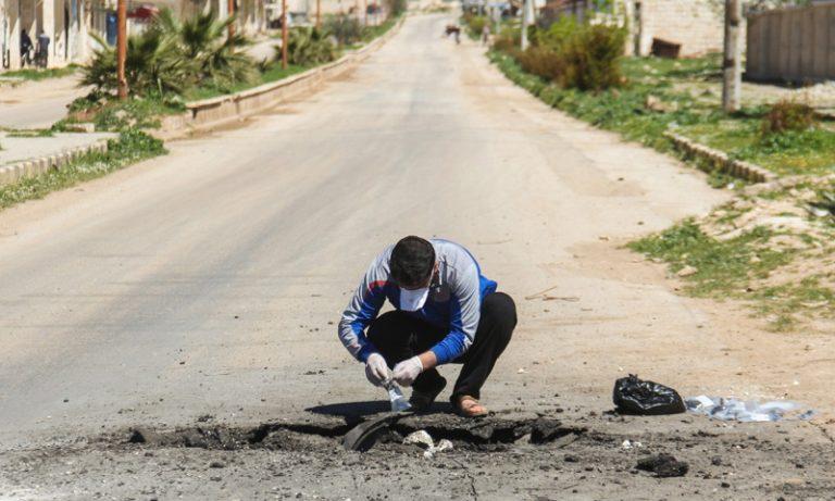 النظام السوري يرد على البيان الثلاثي بخصوص الكمياوي