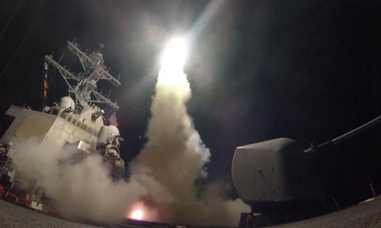 موسكو: واشنطن تحضر لضربة عسكرية ضد النظام السوري