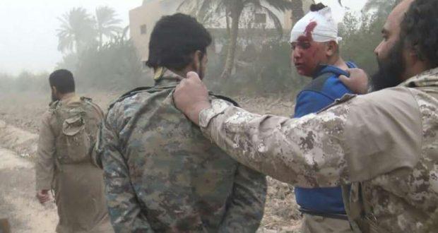 """""""داعش"""" يقتل ويأسر مجموعة من """"قسد"""" بريف ديرالزور (صور)"""
