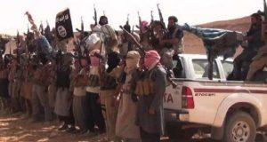 تنظيم داعش يقترب من الحدود السورية العراقية