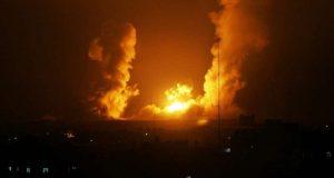 إسرائيل تكشف عن تنفيذ هجمات داخل سوريا بعد إسقاط الطائرة الروسية