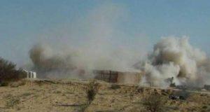 جرحى من المدنيين بانفجار مفخخة في ريف ديرالزور الشرقي