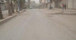 قسد تفرض حظر تجوال داخل مدينة الرقة
