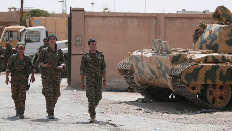 """صحيفة تكشف عن """"اتفاقية سريّة"""" للنظام و""""الوحدات الكردية"""" بشأن شرق الفرات"""