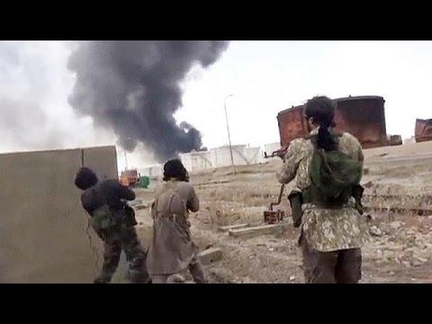 """معارك كر وفر بين داعش و""""قسد"""" شرقي ديرالزور"""