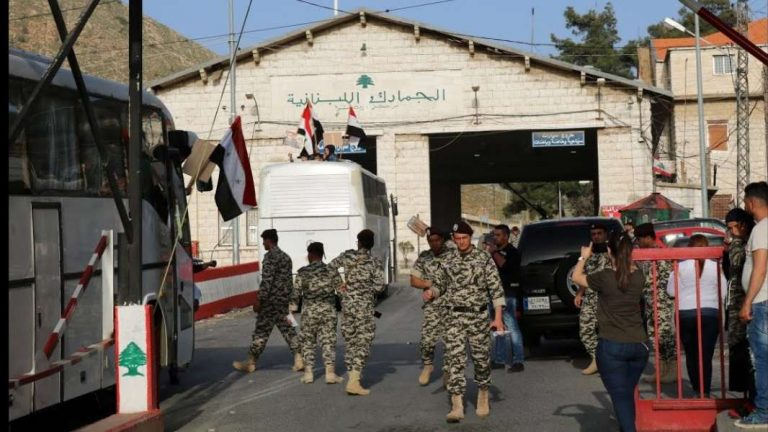 فُقدان 5 سوريين أثناء عودتهم من لبنان