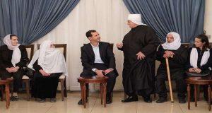 بشار الأسد يُهدّد شباب السويداء.. هكذا جاء الرد (فيديو)