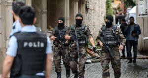 """السلطات التركية تقبض على منتسبين لـ""""داعش"""" بينهم سوريون"""