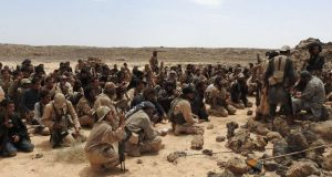 تفاصيل انسحاب داعش من شرقي السويداء