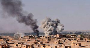 قتلى وجرحى مدنيون بقصف جديد للتحالف شرقي ديرالزور