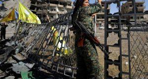 """مقتل عناصر لـ """"قسد"""" عند البوابة الحدودية لمدينة تل أبيض"""