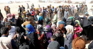 هكذا يعيش آلاف المحاصرين تحت سيطرة داعش بديرالزور