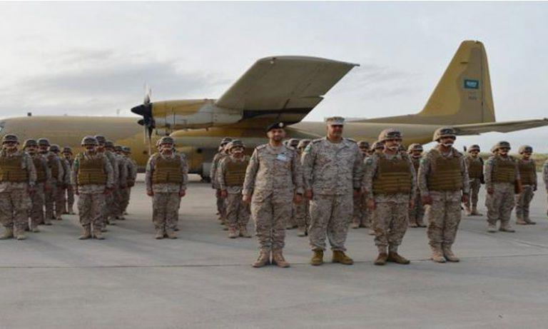 """""""قوات عربية"""" في سوريا.. بين نفي السعودية وتأكيدات تركية وكردية"""