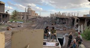 """""""قسد"""" تسيطر على حي حوامة في هجين بدعم من التحالف الدولي (صور)"""