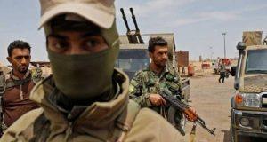 """ميليشيا """"قسد"""" ترسل تعزيزات عسكرية إلى الحدود مع تركيا"""