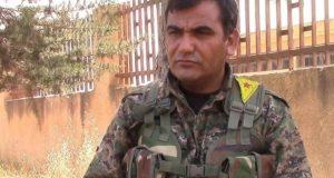 """قائد """"الوحدات الكردية"""" يكشف موقف النظام وروسيا من العملية التركية شرق الفرات"""