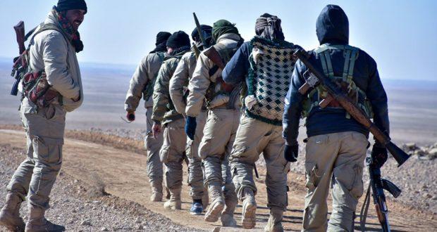 """""""قسد"""" تهدد بإيقاف محاربة تنظيم داعش شرق الفرات"""