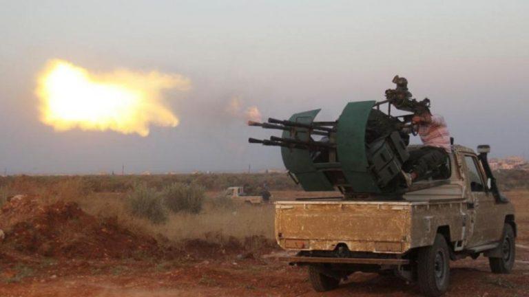 """""""تحرير الشام"""" تستولي على معظم مناطق """"حركة الزنكي"""" بريف حلب الغربي"""