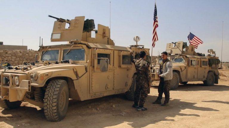 هل تسعى أمريكا إلى تشكيل تحالف جديد عقب انسحابها من شرقي الفرات؟